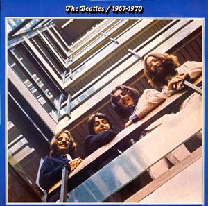 Beatles, The - 1967-1970 (Uk Original Press)