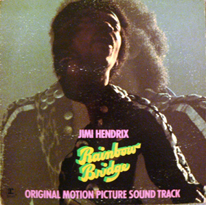 Jimi Hendrix - Rainbow Bridge -original Motion Picture Soundtrack