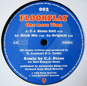 Floorplay - One More Time