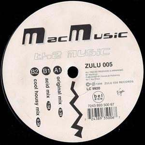MacMusic -  The Music