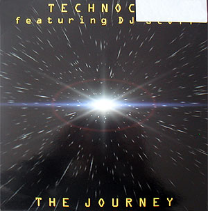 Technocat Featuring DJ Scott - The Journey