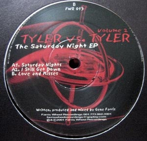 Tyler vs Tyler - The Saturday Night