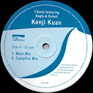 T.Kolai - Kenji Kuan