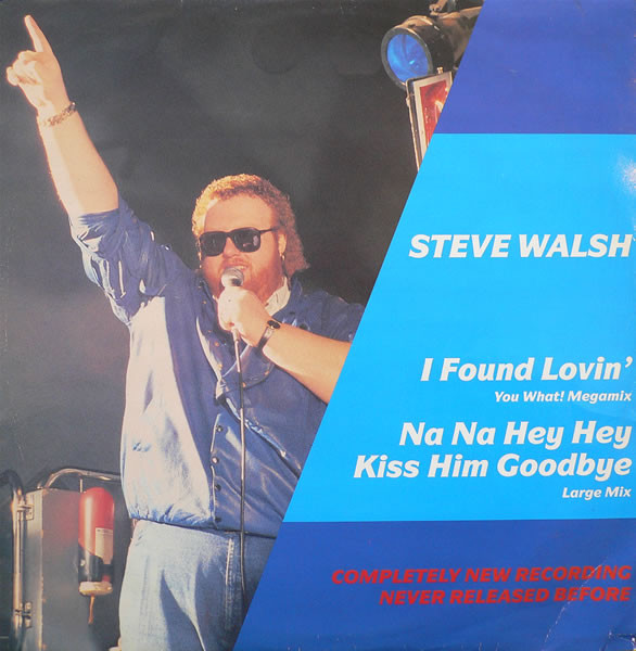 Steve Walsh - I Found Loving