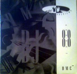 Various - DMC -August 88 - Previews