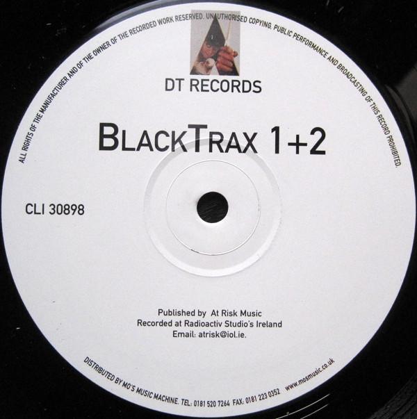 Unknown Artist - Black Trax 1 + 2