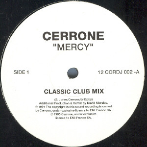 Cerrone - Mercy