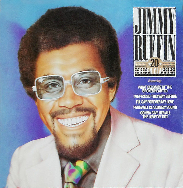 Jimmy Ruffin - 20 Golden Classics