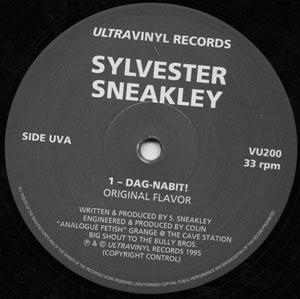 Sylvester Sneakley - Dag-Nabit!