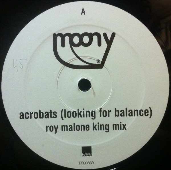 Moony - Acrobats (Looking For Balance)
