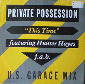 Private Possession Featuring Hunter Hayes - This Time