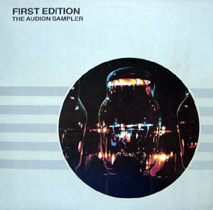 Various - First Edition - The Audion Sampler