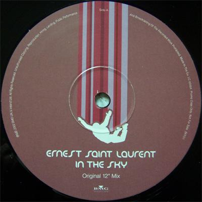Ernest Saint Laurent - In The Sky