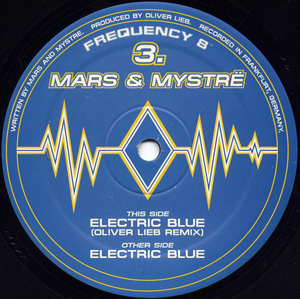Mars & Mystr? - Electric Blue