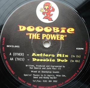 Dooobie - The Power