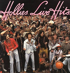 Hollies, The - Hollies Live Hits