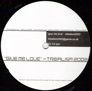 Alcatraz / Thimo U. Seidel - Give Me Love / Drumrush (Tribalism 2002 Remixes)
