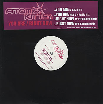 Atomic Kitten - You Are / Right Now