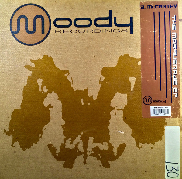 B. McCarthy - The Masquerade EP