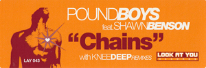 Pound Boys Feat. Shawn Benson - Chains