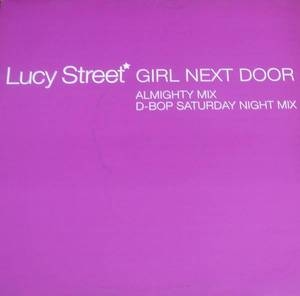 LUCY STREET - Girl Next Door - 12 inch x 1