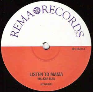 Walker Man - Listen To Mama