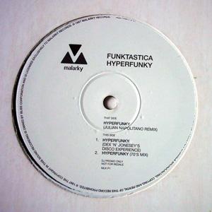 Funktastica - Hyperfunky