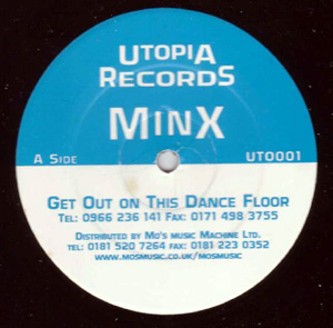 Minx - Get Out On This Dance Floor / Midnight Hour