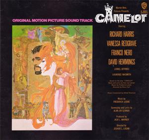 Lerner & Loewe, Vanessa Redgrave, Richard Harris - Camelot (Original Motion Picture Sound Track)