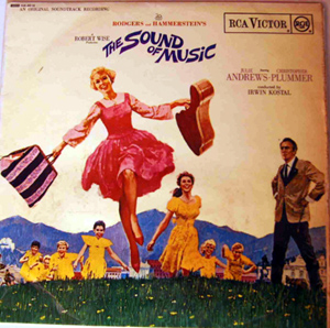 Various - The Sound Of Music (Original Soundtrack Mono)