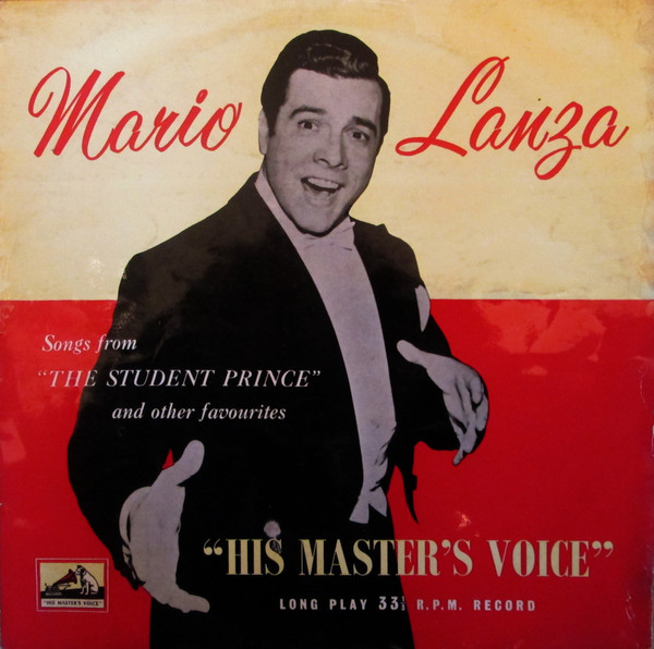 Mario Lanza - Songs From