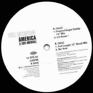 FULL INTENTION - AMERICA (I LOVE AMERICA)