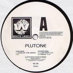 PLUTONE - KING OF THE JERKS