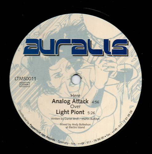 AURALIS - LIGHT POINT