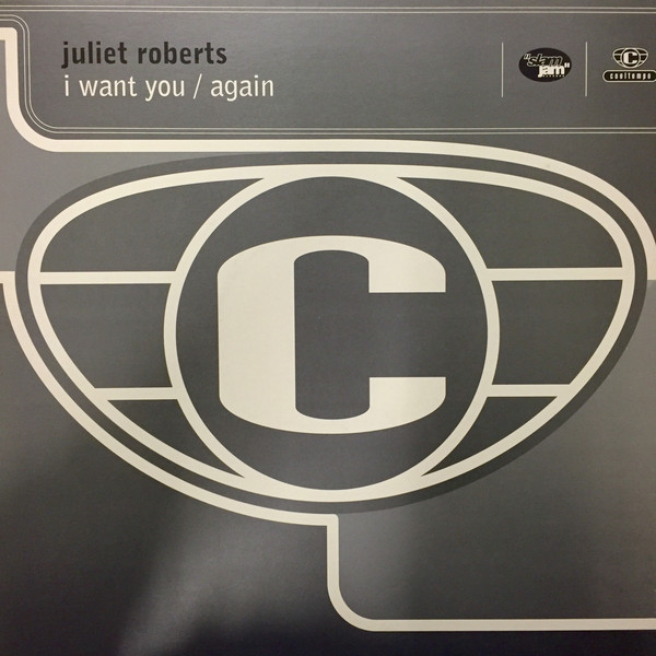JULIET ROBERTS - AGAIN / I WANT YOU (DISC 1)