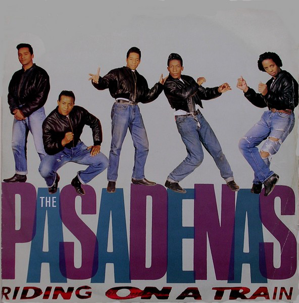 PASADENAS - RIDING ON A TRAIN