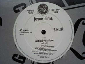 JOYCE SIMS - LOOKING FOR A LOVE (PROMO)