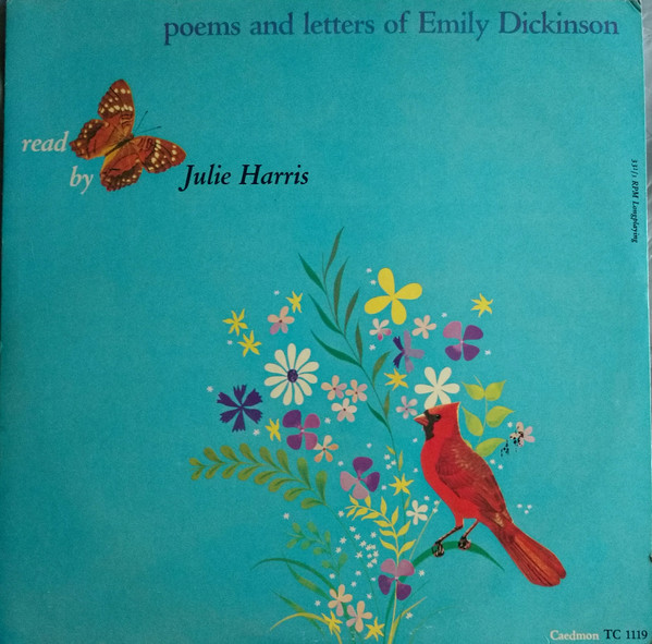 Julie Harris - Poems And Letters Of Emily Dickinson
