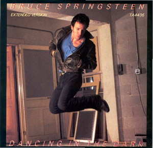 Bruce Springsteen - Dancing In The Dark / Pink Cadillac