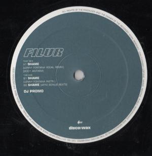 Filur - Shame (Lenny Fontana Remixes)