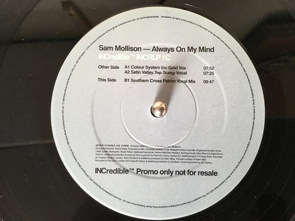 Sam Mollison - Always On My Mind