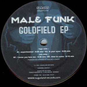 Male Funk - Goldfield EP