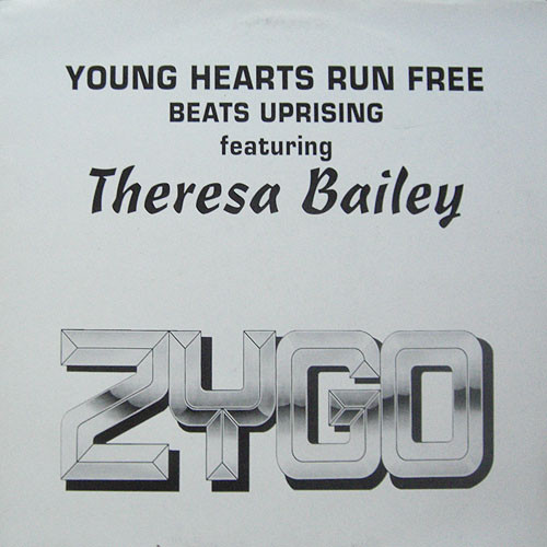 Beats Uprising Featuring Theresa Bailey - Young Hearts Run Free