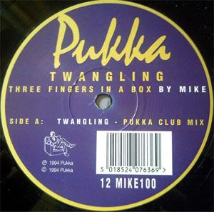 Twangling - Twangling (Three Fingers In A Box)