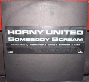 Horny United - Somebody Scream