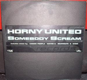 Horny United - Somebody Scream