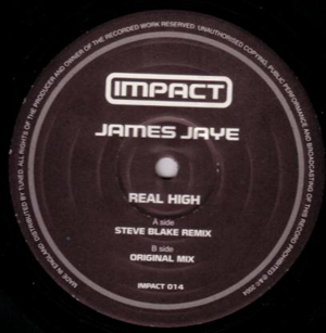 James Jaye - Real High