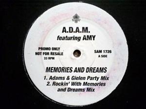 A.D.A.M. - Memories And Dreams