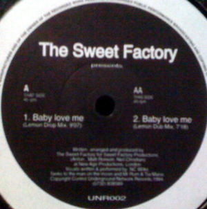 Sweet Factory - Baby Love Me