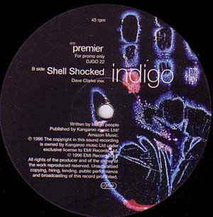 Indigo - Shell Shocked